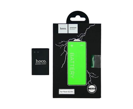 Аккумулятор Hoco BL-5C для Nokia 2300/3100/5030/6230/6230i/6600/6630/C1-00/C2-00/E50/N70/N71/N72/X2-01