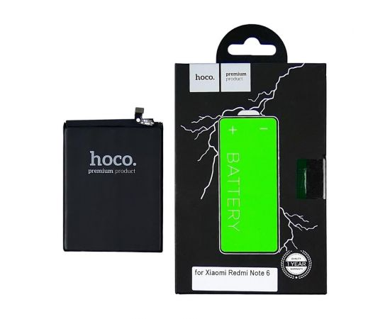 Аккумулятор Hoco BN46 для Xiaomi Redmi 7/ Redmi Note 6/ Redmi Note 8/ Redmi Note 8T