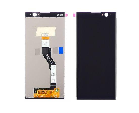 Дисплей для Sony H4413 Xperia XA2 Plus с чёрным тачскрином