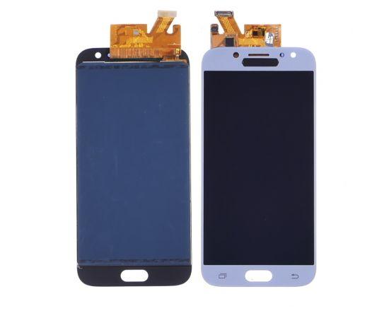 Дисплей для Samsung J530 Galaxy J5 (2017) с голубым тачскрином, с регулируемой подсветкой IPS