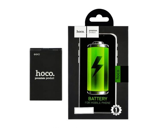 Аккумулятор Hoco BL-4U для Nokia Asha 306/ 3120 Classic/ 5330/ 5730/ 6216 Classic/ 6600 Slide/ 8800 Arte/ 8800 Carbon Arte/ 8800 Gold