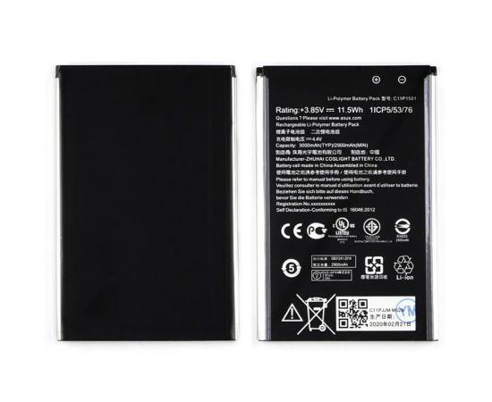 Аккумулятор C11P1501 для Asus ZE551KL Zenfone 2 Laser AAAA