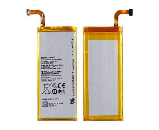 Аккумулятор HB3742AOEBC для Huawei P6-U06 Ascend/ G6-U10/ G6 G620/ G621/ G630-U10 AAAA