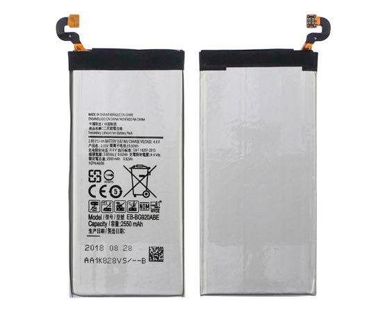 Аккумулятор EB-BG920ABE/ EB-BG920ABA для Samsung G920 S6 Duos AAAA