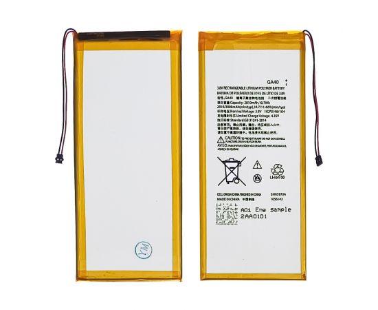 Аккумулятор GA40 для Motorola XT1640 Moto G4 Plus AAAA