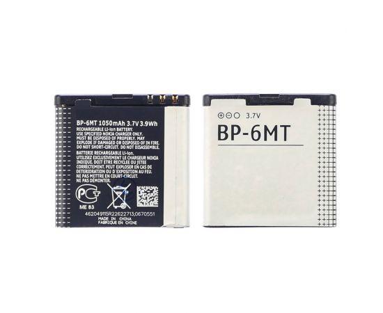 Аккумулятор BP-6MT для Nokia E51/ N81/ N82 AAAA