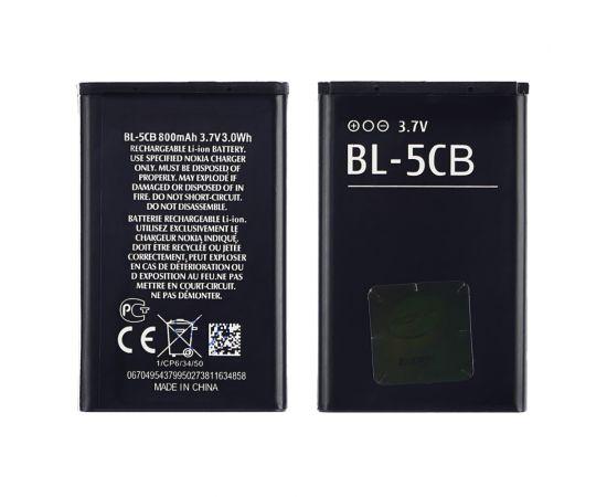 Аккумулятор BL-5CB для Nokia 105/ 105 (2017)/ 106 (2018)/ 113/ 130 (2017) AAAA