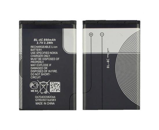 Аккумулятор BL-4C для Nokia 6300/ 5100/ 6100/ 6260/ 7200/ 7270/ 7610/ X2-00/ C2-05 AAAA