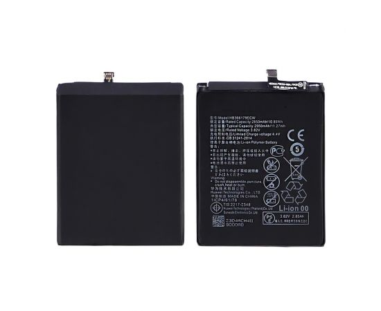 Аккумулятор HB366179ECW для Huawei Nova 2 (2017) AAAA