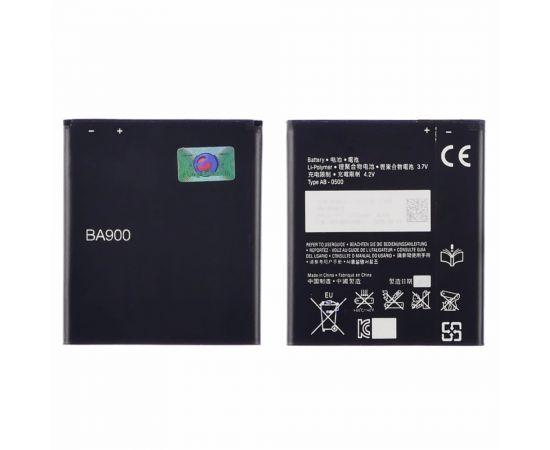 Аккумулятор BA900 для Sony ST26i Xperia J AAAA