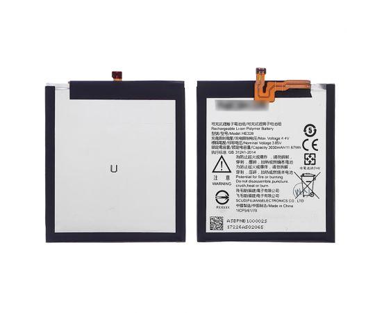 Аккумулятор HE328 для Nokia 8 Dual Sim AAAA
