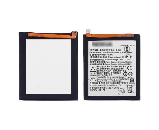 Аккумулятор HE340 для Nokia AAAA