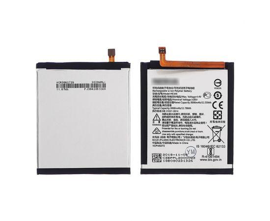 Аккумулятор HE345 для Nokia 6.1 Dual Sim AAAA