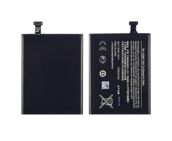 Аккумулятор BV-5QW для Microsoft Lumia 930 AAAA