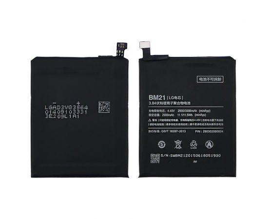 Аккумулятор BM21 для Xiaomi Mi Note AAAA