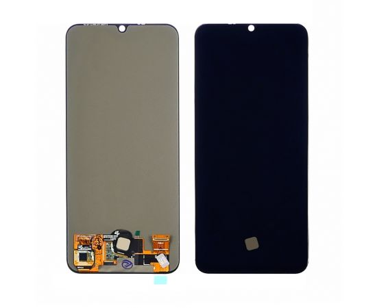 Дисплей для Huawei Y8P (2020)/P Smart S/Honor Play 4t Pro с чёрным тачскрином OLED