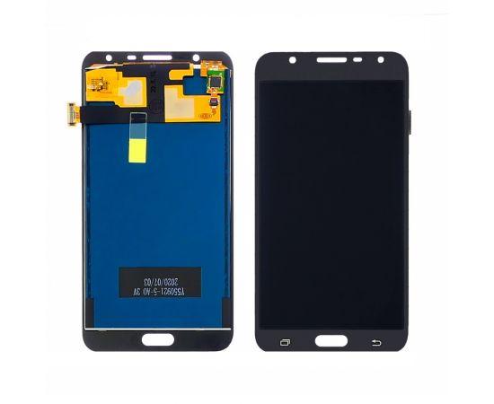 Дисплей для Samsung J701 Galaxy J7 Neo с чёрным тачскрином, с регулируемой подсветкой IPS