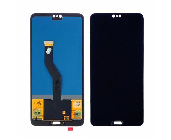 Дисплей для Huawei P20 Pro с чёрным тачскрином IPS