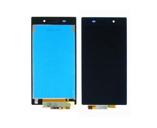 Дисплей для Sony C6902/Xperia Z1 с чёрным тачскрином